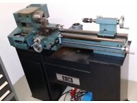 Emco Maximat V10-P Lathe. Can ship UK mainland.