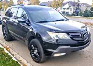 Acura MDX Fully Loaded Low Kms Price reduced
