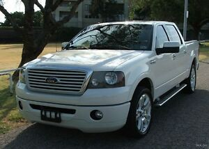 Ford F-150 2008 Super Crew Limited