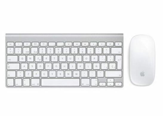 Apple Magic Mouse 2 + Magic Keyboard