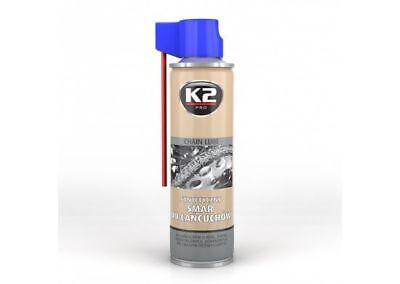 Spray Lubricante Cadena Moto / Bici / Grasa / Aceite / 250...