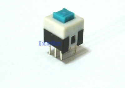 Micro Mini Non-momentary 7mm X 7mm 6-pin Key Tiny Push-button On-off Switch X 10