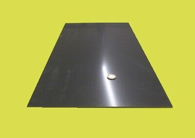 "Thick x 12/"" Wide x 48/"" Length Gray PVC Sheets 1//4/"" .250/"""