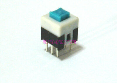 20 X Micro Non-momentary Miniature Key Tiny 7 X 7mm Push-button On-off Switch