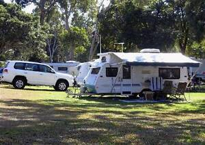 7 NIGHTS ON A CAMPSITE @ TUNCURRY LAKES RESORT JAN 2017 Seaham Port Stephens Area Preview