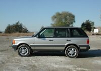 1999 Land Rover Range Rover HSE SUV, Crossover