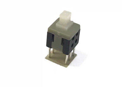 5.8mm X 5.8mm 6-pin Micro Tiny Momentary Tactile Push Button On Off Switch X 10