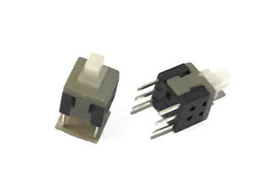 50 X Mini Momentary Key Push Button 5.8 X 5.8mm Tiny On Off Switch For Electric