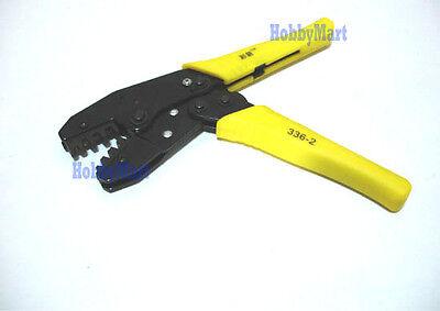 Heavy Duty 336-2 Crimping Tool For Tamiya Dupont Servo Jst Jr Crimp Connector