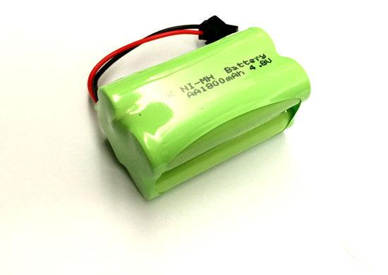 RC Toy Double E E635-001 4.8V Ni-MH 1800mAh AA  4-Cell Batte