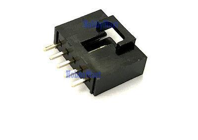 2543 Molex 2.54mm 5-pin Latch Lock Pcb Straight Pin Socket Connector X 30 Pcs
