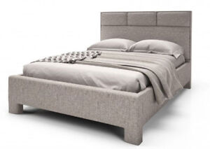 Canadian Made Modern Queen Sized Bed