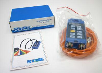 Dinel Lc-104 Color Sensor Module W Cable