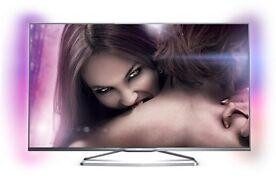 Philips 42PFK7109 107cm (42Zoll) 3D LCD-TV, EEK:A+, 600Hz, DVB-T/C/S