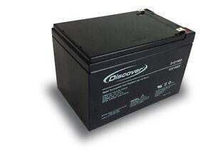 E-bike 48V battery, (12v x 4) USED UPDATED!