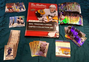 2018-19 TIM HORTONS HOCKEY CARDS STARTING AT 30 CENTS