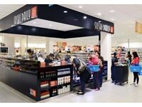 Sales Executive & Customer service Sushi Daily - successful sushi brand, Richmond