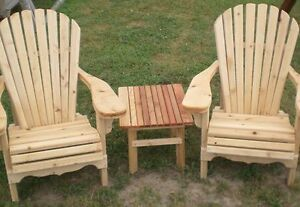 cedar furniture