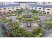 Lovely 1 Bedroom Glasgow Merchant City Centre Flat Facing Quiet Courtyard. Offers over £122,500.