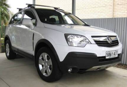 2010 Holden Captiva Victor Harbor Victor Harbor Area Preview