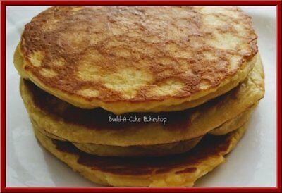 Mix Baking Mixes - KETO Pancake Mix ~ Homemade Moist Low Carb Baking Mix~ Sugar free ~ Paleo