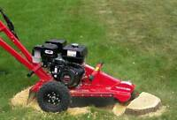 Stump Grinding / Tree Pruning & Removal