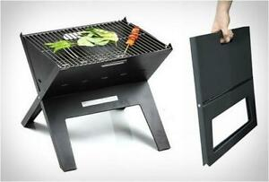 Folding Portable BBQ Charcoal Grill Ontario Preview