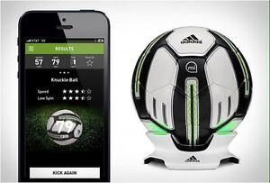 Adidas Smart Ball bluetooth