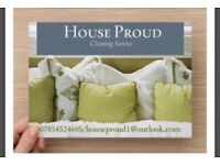 House Proud Cleaning Service