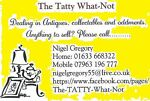 THE TATTY WHAT-NOT