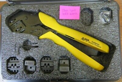 App-anderson Power Products 1309g8 Qty Of 1 Per Lot Crimp Tool Crimp Tool Cri