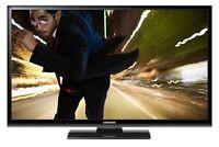 "60"" Samsung Plasma 3D/SMART TV (broken glass screen) FOR PARTS"