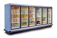 Air conditioning, refrigerating and ventilation
