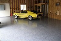 Concrete Coatings business for sale