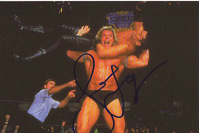WWF WWE LEX LUGER AUTOGRAPHED HAND SIGNED PHOTO WRESTLING PICTURE