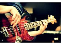 Bass Lessons in Edinburgh