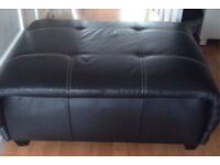 Poufe/ sofa