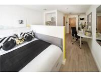 Luxury Student Studio Apartment, Located in St Clements Offering secure gated community