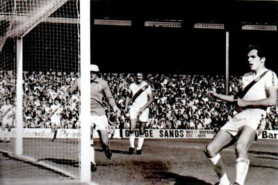 Crystal Palace v Ipswich Town 29.9.1979 B&W 6 x 4 Photo Hinshelwood Cannon