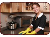 DOMESTIC CLEANERS REQUIRED PART TIME HOURS TO SUIT