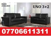 ITALIAN LEATHER 3+2 SOFA SET BRAND NEW LAST FEW SETS MUST GO THIS WEEK