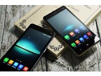 NEW Android Smartphone 16gigs+2gigs of Ram HD screen 5inches quadcore metal frames