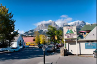 Bow Valley Motel Garage Sale | Canmore, AB