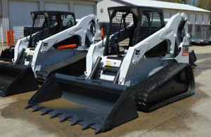 Financing for Used Bobcats -Dealer or Private Sale