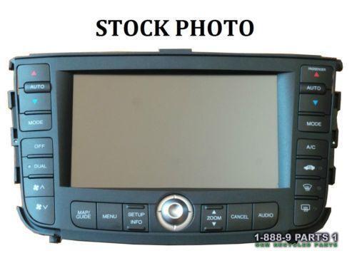 2007 Acura Tl Type S Navigation >> 2007 Acura TL Navigation   eBay