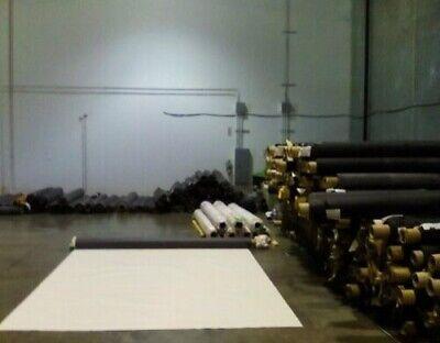 Lottes 10 X 40 45 Mil White Tpo Rv Rubber Roof Kit Membrane Adhesive Tape