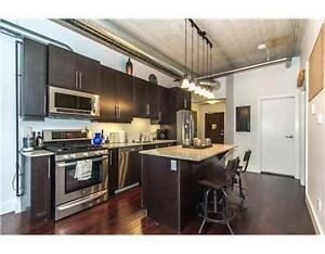 Executive Condo Furnished 1 Bed 2 Bath Uptown Waterloo !!!