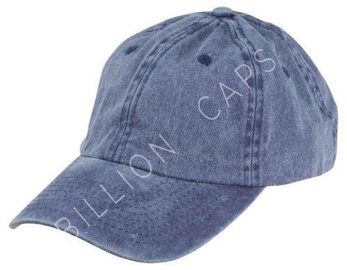 Denim Baseball Cap  Clothing a402f5731a6