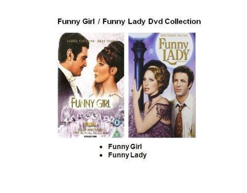 FUNNY GIRL / FUNNY LADY DVD Double Pack Movie Film Set New Barbara Streisand UK
