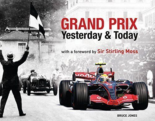 GRAND PRIX YESTERDAY & TODAY (2014 EDITION)